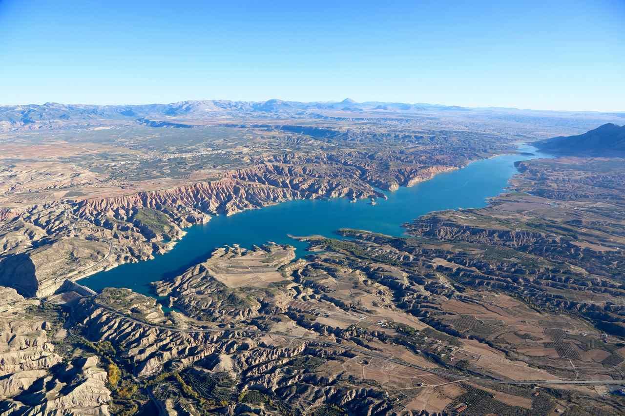 Patrimoine naturel barrage d'eau potable